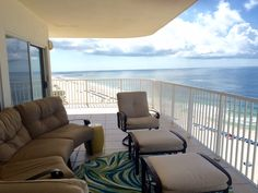 Orange Beach Beachfront Condo Rentals // BA, available for weekly vacation rentals Weekly Rentals, Dream Vacations, Beach Vacations, Corner Unit, Orange Beach, Beach Condo, Outdoor Furniture Sets, Outdoor Decor, Swimming Pools