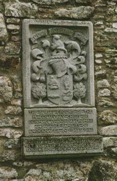 MacGillivray coat of arms plaque