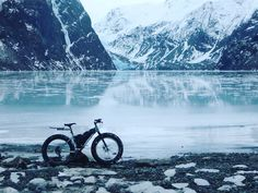#sport #bicycle #fatbike #nature #ice