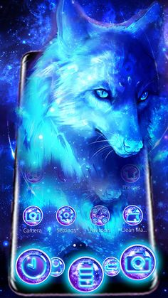 If you live among wolves you have to act like a wolf. Galaxy wolf theme and custom icon pack. Ice Wolf Wallpaper, Hipster Wallpaper, Drawing Wallpaper, Love Wallpaper, Cool Galaxy Wallpapers, Wolf Background, Galaxy Wolf, 480x800 Wallpaper, Wolf Silhouette