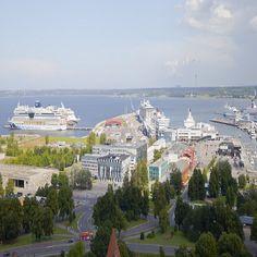 #Tallinn:- the Estonian capital has been named European City