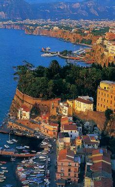 Sorrento, Campania, Italy #tarmina #sicilia #sicily