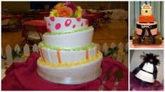 some of my favorite, custom designed, cakes!