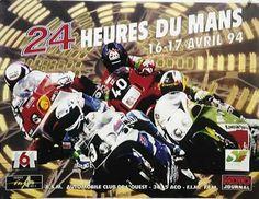 Artist Unknown poster: 24 Heures du Mans | Shop original vintage #posters online: www.internationalposter.com
