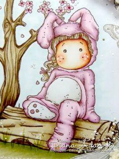 Di DeeDee Magnolia Art: ♥ Magnolia DT BlogHop: Primavera / Pasqua ♥