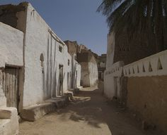 North Africa   This beautiful oasis town is a UNESCO World Heritage site and dates back to the Roman era.