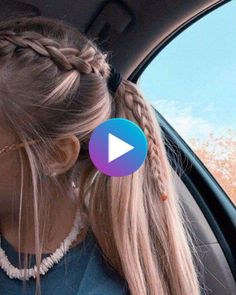 40 Cute Hairstyles For Girls- Back To School Easy Hairstyles Small Flash Easy Hairstyles cute Easy Flash girls Hairstyles School Small Hairstyles For School, Cute Hairstyles, Wedding Hairstyles, Braided Ponytail Hairstyles, Girl Back, Long Box Braids, Trending Today, Trends, Salsa