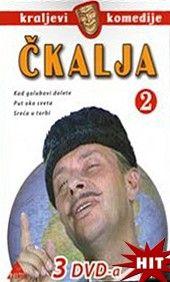 Kraljevi komedije - Ckalja 2 - DVD BOX SET: Put oko sveta - Kad golubovi dolete - Sreca u torbi