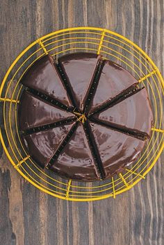 Today,Susanna Booth shares a recipe for a decadent chocolate cake that's deliciously gluten-freefromher cookbook Gloriously Gluten-Free.  3½ tablespoons unsalted butter, plus extra for greasing 5 ounces semisweet chocolate, broken into pieces 6 eggs, separated ⅓ cup granulated sugar ¾ cup gluten-free