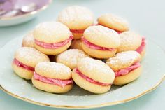 Mmmm... make these melt-in-the-mouth bikkies for morning tea.