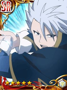 Fairy tail GREE cards