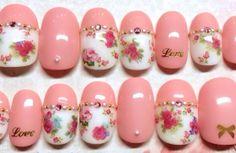 , japanese nail art