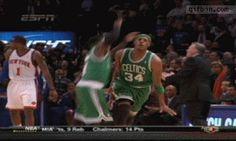 ♥DC♥ 99 celtics celebration fail (basketball fail gifs)