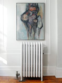 Real-Life Decoration Inspiration: 5 Different Ways to Paint a Radiator