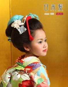 「七五三 日本髪」のすすめ|スタジオタカノ小岩(東京都江戸川区) Japanese Kids, Yukata Kimono, Wedding Kimono, Kids Laughing, Beautiful Little Girls, Traditional Outfits, Kids Girls, Asian Beauty, Kids Outfits