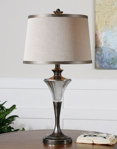 Beautiful lamp from Uttermost