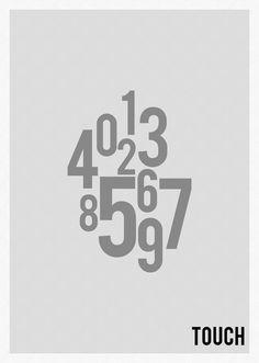 40 Minimalist TV Shows Posters by Marisa Passos, via Behance. Typographic Poster, Typography Fonts, Minimalist Poster, Minimalist Design, Touch Tv Series, Minimal Movie Posters, Portfolio Web Design, Design Show, Tv Shows