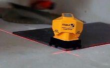STABILA FLS90 Floor Line Laser                      Video & Brochure @ http://www.lineartools.net/product/04490.html