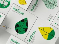 Leafcare via Packaging of the World - Creative Package Design Gallery http://ift.tt/2m974vg