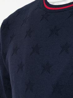 Guild Prime star print sweater