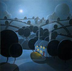 Moonlight Shadows - Paul Corfield