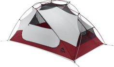 Double-wall, 3-season MSR Elixir 2 Tent combines generous living space with lightweight backcountry performance to create a durable, comfortable wilderness shelter for you and your backpacking buddy.