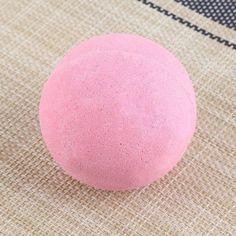 Rosa søt godteri jordbær duft Bath Bomb såpe Bath Bombs Scents, Strawberry, Soap, Candy, Unique Jewelry, Handmade Gifts, Sweet, Pink, Etsy