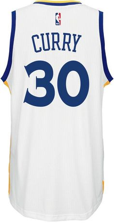 48a5bbf54 adidas Men s Stephen Curry Golden State Warriors Swingman Jersey  Big  tall   large