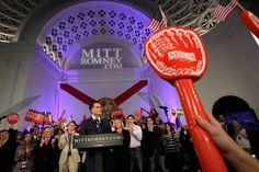 Ann Romney and Ben Romney Photos - Mitt Romney Holds Florida Primary Night Event - Zimbio