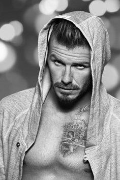David Beckham H Underwear Christmas Collection