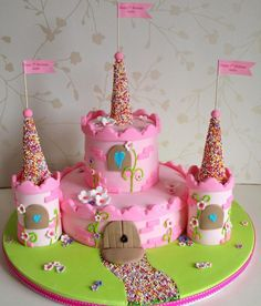 Kuchen für Kindergeburtstag - 16 Dekoideen für Motivtorten