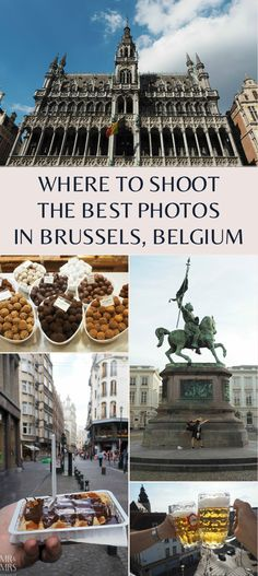 Brussels travel guide - where to take the best photos