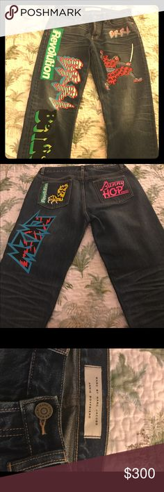 Marc by Marc Jacobs jeans additional pics More pics Marc by Marc Jacobs Jeans Boyfriend