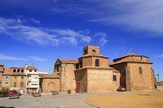 Iglesia de San Miguel Arcangel.Ágreda.Soria.