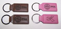 """""""Golf is a nice, relaxing way to get really frustrated and super disappointed in yourself. Golf Accessories, Laser Engraving, Wallet, Disappointed, Keychains, Unique, Leather, Gifts, Products"""