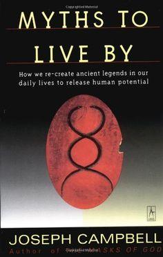 Myths to Live By by Joseph Campbell, http://www.amazon.com/dp/0140194614/ref=cm_sw_r_pi_dp_9RzHpb0Q1MT4J