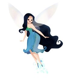 day Silvermist from disney fairies. Kids Cartoon Characters, Cartoon Kids, Disney Characters, Disney And Dreamworks, Disney Pixar, Walt Disney, Disney Faries, Tinkerbell And Friends, Jessie Toy Story