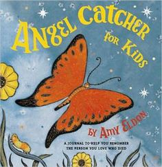 Angel Catcher for Kids: This sympathy gift idea for kids is a wonderful way for them to collect and remember their favorite memories of a loved one.  $16.00 #SympathyForKids #SympathyIdeas