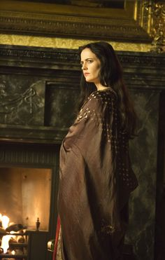 Eva Green as Vanessa Ives in 'Penny Dreadful'