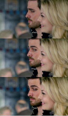 """#CaptainSwan Emma and Hook - """"Snow Drift"""" - 3*21"""