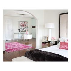 Cranberry Residence found on Polyvore featuring rooms, house, home, bedrooms and backgrounds