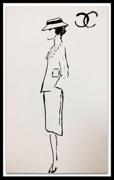 Chanel Chanel, Art, Art Background, Kunst, Performing Arts, Art Education Resources, Artworks
