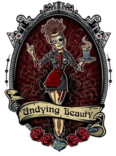Undying beauty on Behance