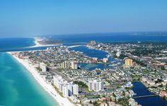 The amazing city of Destin, FL http://www.destinrentalplaces.com/