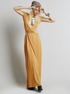 Free People Landslide Cutout Dress at Free People Clothing Boutique