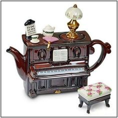Unique Teapots | Incredibly-Unusual-and-Creative-Teapots-1 #Unique #Teapots