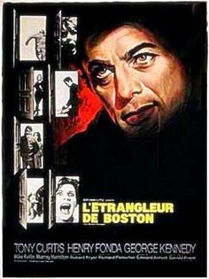 El estrangulador de Boston (1968) EEUU. Dir: Richard Fleischer. Suspense. Baseado en feitos reais - DVD CINE 284