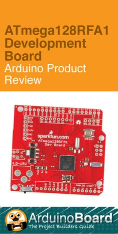 ATmega128RFA1 Development Board :: Arduino Product Review - CLICK HERE for Review http://arduino-board.com/boards/sf-128rfa1