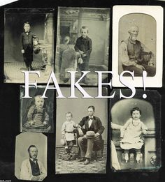 Post Mortem Victorian Era Photography Fake-post-mortem-fakes