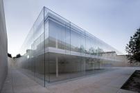 Regierungssitz in Spanien fertig / Gebaut aus Luft - Architektur und Architekten - News / Meldungen / Nachrichten - BauNetz.de
